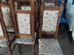 Деревянные стулья б/у для кафе, бара, паба, ресторана