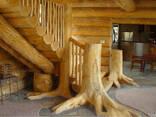 Деревяные дома, бани, Срубы - фото 3
