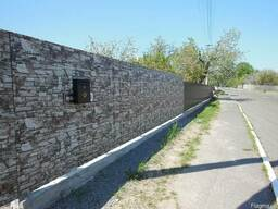 Забор из профнастила, купить лист полиэстер