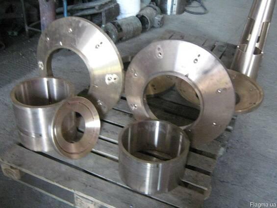 Детали из бронзы ОЦС 555