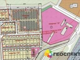 Детальный план территории Разработка детального плана террии