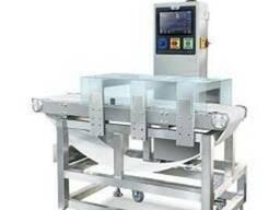 Детектор металла для продуктов в алюминиевой упаковке