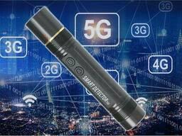 Детектор жучков и скрытых камер, прослушки, gps трекеров Protect T68, цифровой. ..