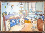 Детская и подростковая мебель на заказ. Мебель для детской - photo 1