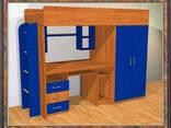 Детская и подростковая мебель на заказ. Мебель для детской - photo 2