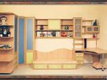 Детская и подростковая мебель на заказ. Мебель для детской - photo 5
