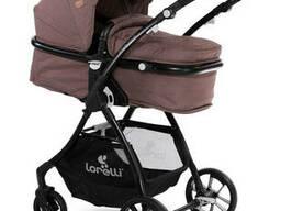Детская коляска Lorelli Starlight beige