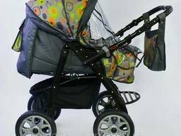 Детская коляска трансформер Карина Victoria Gold