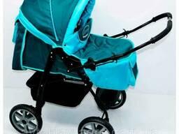 Детская коляска зима-лето Вики Карина Victoria Gold