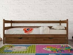Детская кровать из бука от 2000 грн.