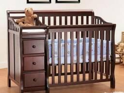 Детская кровать с ящиками Кроха