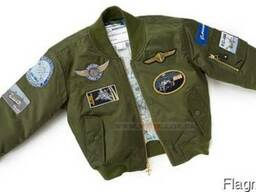 Детская летная куртка Boeing Nylon Flight Jacket