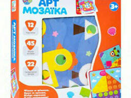 Детская Мозаика Limo Toy 12 картинок (SK 0001B)