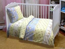 Детская постель для новорожденных, Комплект Буслик