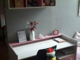 Детская спальня для девочки(комплект мебели).