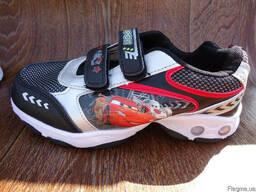 Детская спортивная обувь Disney. Не дорого - 100 грн/пара. О - фото 2