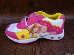 Детская спортивная обувь Disney. Не дорого - 100 грн/пара. О - фото 3