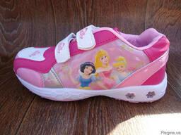 Детская спортивная обувь Disney. Не дорого - 100 грн/пара. О - фото 4