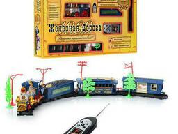Детская железная дорога Joy Toy на радиоуправлении (0620)