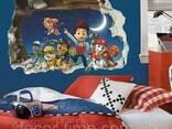 Детские 3D наклейки на стену (020) - фото 2