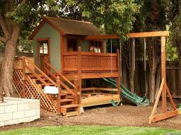 Детский домик №2 Под заказ