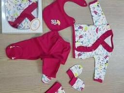 Детская одежда для новорожденных - фото 6