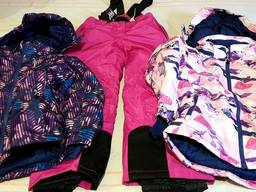 Детские лыжные куртки и комбинезоны Lupilu и Crivit PRO
