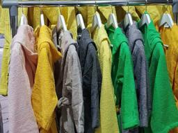 Детские махровые халаты Турция