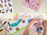Детские наклейки с любимыми героями - фото 3