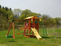 Детские площадки, спортивно-игровые комплексы