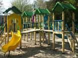 Детские площадки, спортивно-игровые комплексы - фото 3