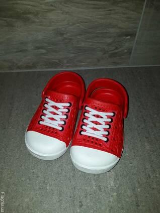 87246ad7c Детские тапки шлепки кроксы кеды 12,5см цена, фото, где купить ...