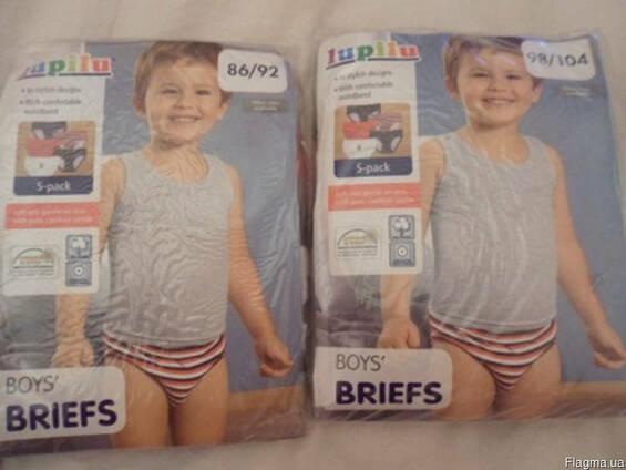 Детские трусики от 3 до 12 лет. Производство: Германия.