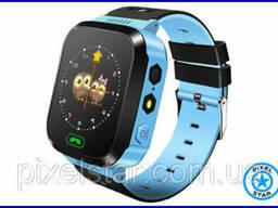 Детские умные наручные часы Smart Watch F1
