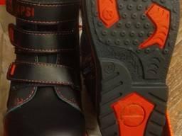 Детские зимние ботинки распродажа