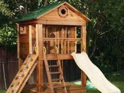 Детский домик №5