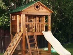 Детский домик №6