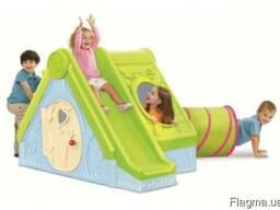 Детский домик игровой Funtivity Playhouse Allibert, Keter