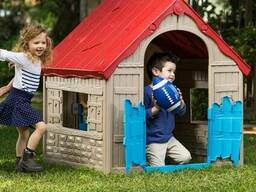 Детский домик игровой Wonderfold Playhouse Allibert, Keter