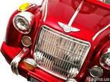 Детский электромобиль Bentley Limousine Красный - фото 5