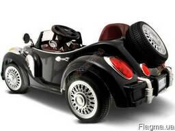 Детский электромобиль Bentley Limousine черный - фото 3