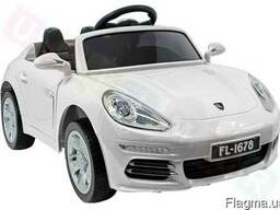 Детский электромобиль FL 1678:- Белый