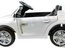 Детский электромобиль FL 1678:- Белый - фото 3