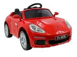 Детский электромобиль FL 1678:- Красный