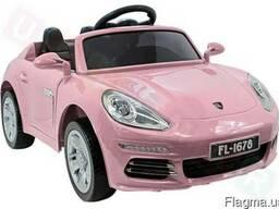 Детский электромобиль FL 1678:- Розовый