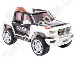 Детский электромобиль jeep police CX 6605