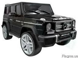 Детский электромобиль Mercedes G65 VIP: 90W, 2. 4G, EVA-колес