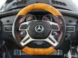 Детский электромобиль Mercedes GL 63 VIP:- BLACK PAINT - фото 5