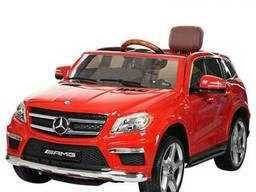 Детский электромобиль Mercedes GL 63 VIP:- RED PAINT