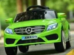 Детский электромобиль Mercedes M 2772EBR!